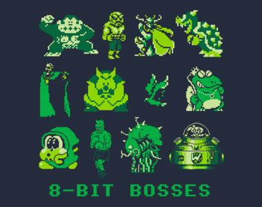 8-Bit-Bosses