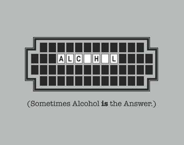 Alcohol-Is-The-Answer