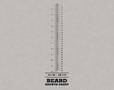 Beard-Ruler