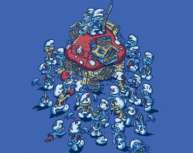 Blue-Horde