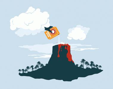 Gods-Volcano-Project