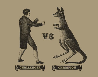 Kangaroo-Fight-Poster