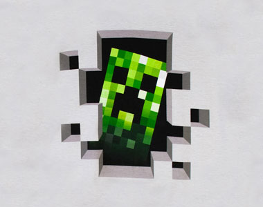 Minecraft-Creeper-Inside