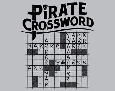 Pirate-Crossword