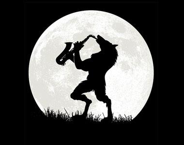Werewolf-Sax-Solo